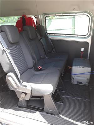 Ford Transit Custom 8+1 - imagine 4