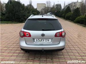 Volkswagen Passat B6 2.0 tdi 170 cp an 2007 - imagine 3