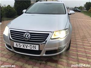 Volkswagen Passat B6 2.0 tdi 170 cp an 2007 - imagine 2
