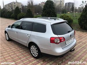 Volkswagen Passat B6 2.0 tdi 170 cp an 2007 - imagine 4