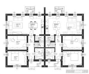 BN090 1/2 Duplex Mosnita Noua, acces Drumul Boilor! - imagine 4
