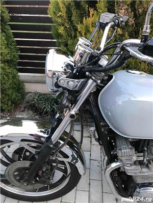 Yamaha Xj 550 cafe racer - imagine 7