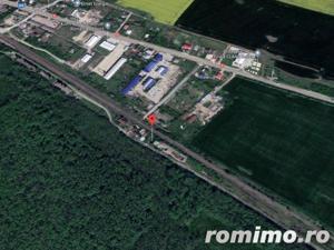 Cladiri Industriale - Reparatii Vagoane Companie Feroviara - imagine 1