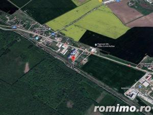 Cladiri Industriale - Reparatii Vagoane Companie Feroviara - imagine 2
