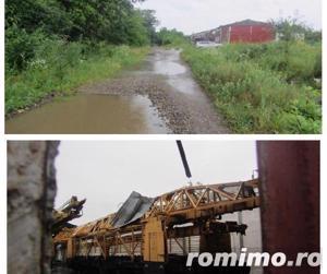 Cladiri Industriale - Reparatii Vagoane Companie Feroviara - imagine 6