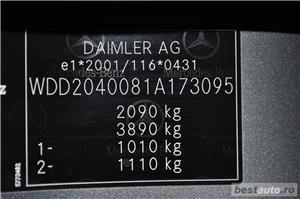 Mercedes C-CLASS an:2008=avans 0% rate fixe=aprobarea creditului in 2 ore=autohaus vindem si in rate - imagine 18