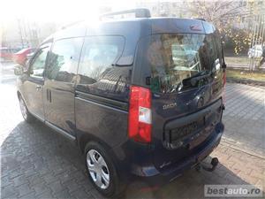 Dacia dokker 2015 1.6i  2015 31 de mi KM  Stare perfecta Euro - 5  fara AC - imagine 2