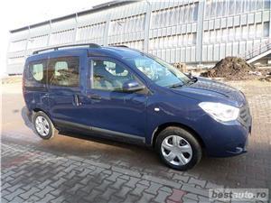 Dacia dokker 2015 1.6i  2015 31 de mi KM  Stare perfecta Euro - 5  fara AC - imagine 4