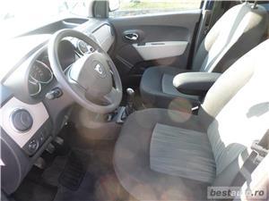 Dacia dokker 2015 1.6i  2015 31 de mi KM  Stare perfecta Euro - 5  fara AC - imagine 6