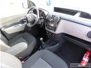 Dacia dokker 2015 1.6i  2015 31 de mi KM  Stare perfecta Euro - 5  fara AC - imagine 8