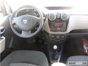 Dacia dokker 2015 1.6i  2015 31 de mi KM  Stare perfecta Euro - 5  fara AC - imagine 10