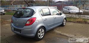 OPEL CORSA D,AUTOMATA,GARANTIE,IMPORT GERMANIA,EURO 4,RATE - imagine 4