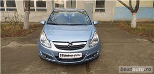 OPEL CORSA D,AUTOMATA,GARANTIE,IMPORT GERMANIA,EURO 4,RATE - imagine 7