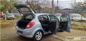 OPEL CORSA D,AUTOMATA,GARANTIE,IMPORT GERMANIA,EURO 4,RATE - imagine 16