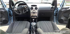 OPEL CORSA D,AUTOMATA,GARANTIE,IMPORT GERMANIA,EURO 4,RATE - imagine 14