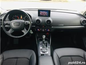 Audi A3 1,4tfsi-CNG 2015 Automata/Xenon/Piele/Navi - imagine 7