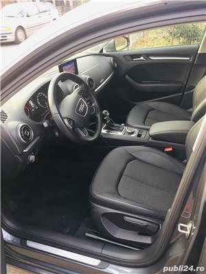 Audi A3 1,4tfsi-CNG 2015 Automata/Xenon/Piele/Navi - imagine 9