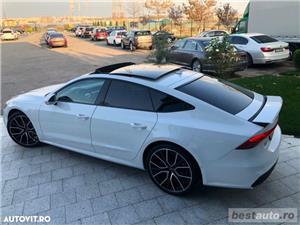 Audi A7 Hibrid S-Line Plus // 3.0 TDi 286 CP // Trapa Electrica // Distronic Plus // Mega Full.  - imagine 8