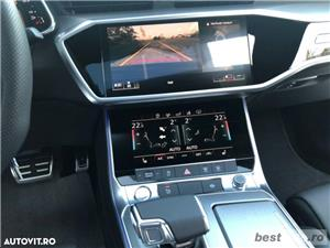 Audi A7 Hibrid S-Line Plus // 3.0 TDi 286 CP // Trapa Electrica // Distronic Plus // Mega Full.  - imagine 11