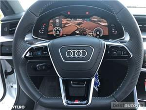 Audi A7 Hibrid S-Line Plus // 3.0 TDi 286 CP // Trapa Electrica // Distronic Plus // Mega Full.  - imagine 9