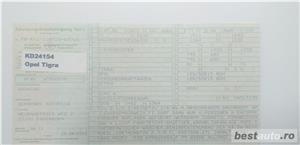 OPEL TIGRA,AUTOMAT,GARANTIE,GAZ--GPL,IMPORT GERMANIA - imagine 6
