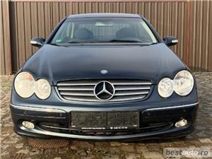 Mercedes CLK200 1.8 Kompressor ELEGANCE Benzina Euro 4 An 2005 Facelift PDC Încălzire Scaune - imagine 3
