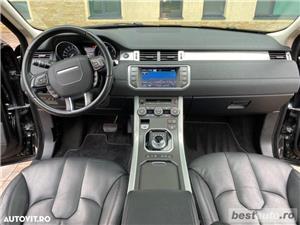 Range Rover Evoque Design // 2.2d 150 CP // Plafon Panoramic // Navigatie Mare 3D // Keyless Go.  - imagine 2