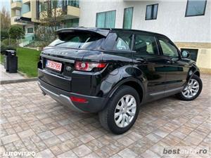 Range Rover Evoque Design // 2.2d 150 CP // Plafon Panoramic // Navigatie Mare 3D // Keyless Go.  - imagine 8