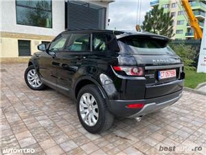 Range Rover Evoque Design // 2.2d 150 CP // Plafon Panoramic // Navigatie Mare 3D // Keyless Go.  - imagine 7