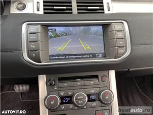 Range Rover Evoque Design // 2.2d 150 CP // Plafon Panoramic // Navigatie Mare 3D // Keyless Go.  - imagine 12