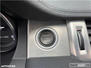 Range Rover Evoque Design // 2.2d 150 CP // Plafon Panoramic // Navigatie Mare 3D // Keyless Go.  - imagine 11