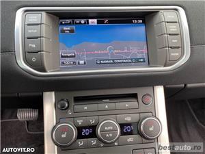 Range Rover Evoque Design // 2.2d 150 CP // Plafon Panoramic // Navigatie Mare 3D // Keyless Go.  - imagine 13