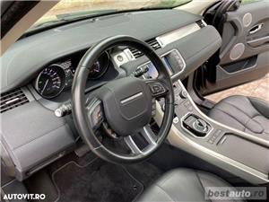 Range Rover Evoque Design // 2.2d 150 CP // Plafon Panoramic // Navigatie Mare 3D // Keyless Go.  - imagine 10