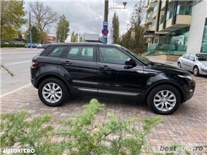 Range Rover Evoque Design // 2.2d 150 CP // Plafon Panoramic // Navigatie Mare 3D // Keyless Go.  - imagine 20