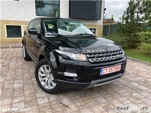 Range Rover Evoque Design // 2.2d 150 CP // Plafon Panoramic // Navigatie Mare 3D // Keyless Go.  - imagine 17