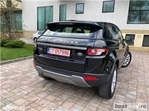 Range Rover Evoque Design // 2.2d 150 CP // Plafon Panoramic // Navigatie Mare 3D // Keyless Go.  - imagine 18