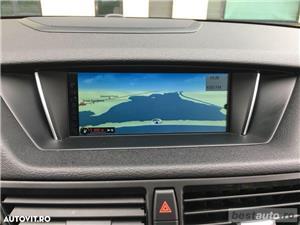 Bmw X1 X-Line // 2.0d 184 CP // Trapa Panoramic // Navigatie Mare 3D // Scaune Sport+Încălzite .  - imagine 12