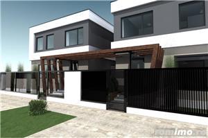 Casa de vanzare - design exlusivist, situata in Dumbravita - imagine 2