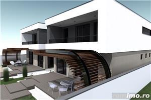Casa de vanzare - design exlusivist, situata in Dumbravita - imagine 5