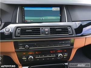 Bmw Seria 520d Individual // 2.0d 190 CP // Trapa Electrica // Ceasuri Plasme // Scaune Comfort. - imagine 13