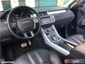 Range Rover Evoque Body Kit Dynamic // 2.2d 190 CP // Plafon Panoramic // Camera Marsharier . - imagine 2