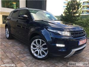 Range Rover Evoque Body Kit Dynamic // 2.2d 190 CP // Plafon Panoramic // Camera Marsharier . - imagine 7