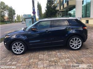 Range Rover Evoque Body Kit Dynamic // 2.2d 190 CP // Plafon Panoramic // Camera Marsharier . - imagine 19