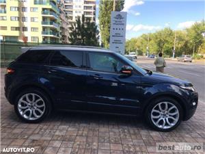 Range Rover Evoque Body Kit Dynamic // 2.2d 190 CP // Plafon Panoramic // Camera Marsharier . - imagine 20