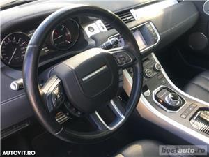 Range Rover Evoque Body Kit Dynamic // 2.2d 190 CP // Plafon Panoramic // Camera Marsharier . - imagine 10