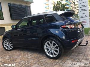 Range Rover Evoque Body Kit Dynamic // 2.2d 190 CP // Plafon Panoramic // Camera Marsharier . - imagine 9
