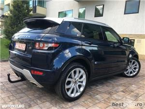 Range Rover Evoque Body Kit Dynamic // 2.2d 190 CP // Plafon Panoramic // Camera Marsharier . - imagine 8