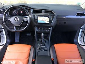 Volkswagen Tiguan R-Line // 2.0 TDi 150 CP // Ceasuri Plasme // Navigatie Mare 3D // Scaune Full .  - imagine 2