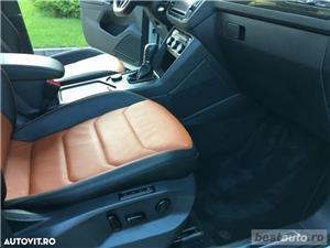 Volkswagen Tiguan R-Line // 2.0 TDi 150 CP // Ceasuri Plasme // Navigatie Mare 3D // Scaune Full .  - imagine 4