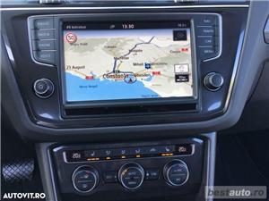 Volkswagen Tiguan R-Line // 2.0 TDi 150 CP // Ceasuri Plasme // Navigatie Mare 3D // Scaune Full .  - imagine 10